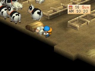 Harvest Moon Back To Nature U Iso Psx Isos Emuparadise